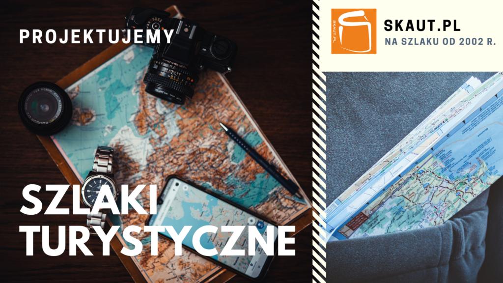 Skaut.pl - projekt szlaku turystycznego