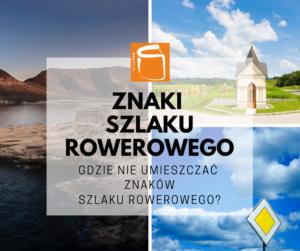 skaut.pl znaki szlaku rowerowego